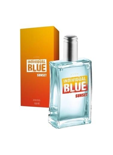Avon Avon Individual Blue Sunset Edt Erkek Parfüm 100 Ml Renksiz